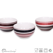13.5cm Stoneware Rice Bowl Wholesale