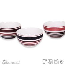13.5cm Stoneware Rice Bowl Wholesale
