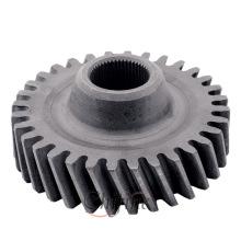 Литье С45 Коническое зубчатое колесо используется для машин