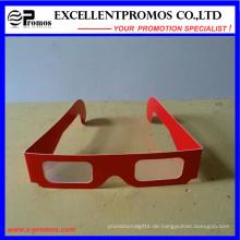 Werbepapier Karton Papier Feuerwerk 3D Glas (EP-G58405)
