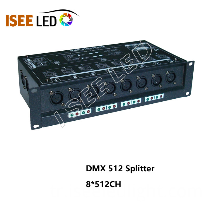 led light splitter