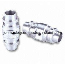 Connecteur coaxial à moulage sous pression en aluminium