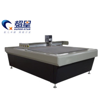 CNC Vibrating Knife Pu Cutting Machine
