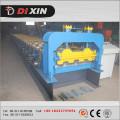 Galvanized Aluminum Steel Floor Deck Roll Forming Machine