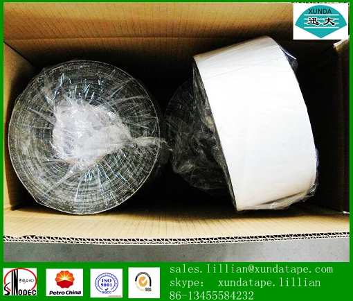 PE Gas Pipe Anticorrosion Wrap Tape