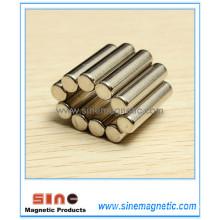 Leistungsfähiger Stock-Neodym Magnete Seltener Erde-Magnet
