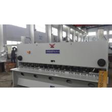 Machine de cisaillement hydraulique portable qc11y-6 * 2500