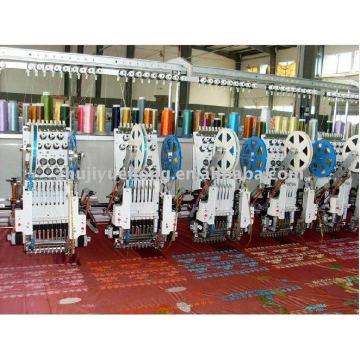 Machine à broder les paillettes