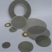 Small size sintered Stainless steel filter disk