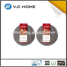 LFGB, FDA Certification PTFE Non-Stick Material disposable bbq grill mesh