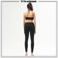 OEM Service Private Label Wholesale Activewear Black Women Pants