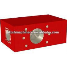 Série PAH Módulo de extremidade de fluido para bomba de lama