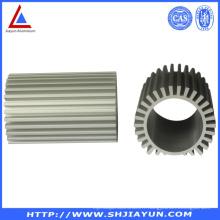 Extrudez les extrusions de radiateur en aluminium faites en tant que dessin