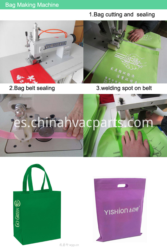 bag making machine