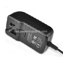 Adaptador de corriente de enchufe intercambiable de 16V para cámara