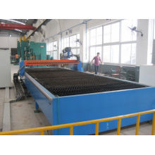 Semi Automatic Cnc Plasma Cutting Machine For Iron / Sheet Metal With Arc Voltage Height Control