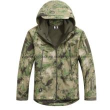 Высококачественная военная куртка Softshell