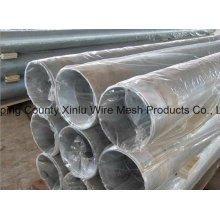 Pantalla de acero inoxidable de alambre de cuña para pozo de agua