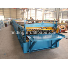 double layer roll forming machine for roofing and wall sheet