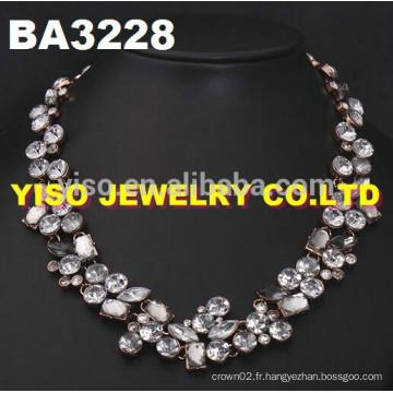 Collier de diamants nuptiale