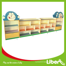 2014 Cute Children Book Shelf of Children Toy and Cabinet series LE-SJ.032