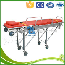 ambulance trolley,Multi-function Aluminum Alloy Hospital Stretcher for Ambulance hot sale