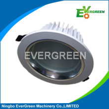 aluminium die casting led housing with coating