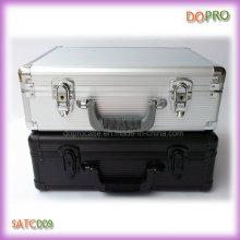Alta qualidade durável alumínio ferramentas caso de viagem (satc009)