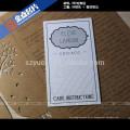 Papier de laminage de film Impression de cartes de visite cool