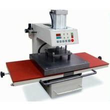 Máquina neumática de prensa de calor