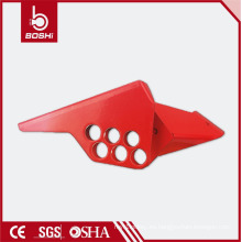Profesional fabricante de China CE y OEM Seguridad Bloqueo de la válvula de bola estándar BD-F03, para bloqueo de seguridad