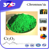Industrial Grade Chrome Oxide Green For Coating, Electroplating 99.3%
