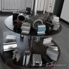 Chine Panneau d'extrusion à profil en aluminium personnalisé
