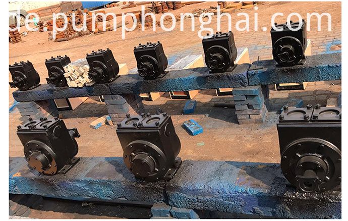 Rotary Sliding Oil Pump
