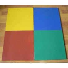 Der Hersteller von professionellen billigen Gummi Fliesenboden für Indoor / Outdoor Gym / Fitness Club