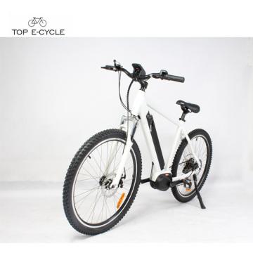 26inch Rad Jahrgang Bafang MAX Mitte Laufwerk Elektromotor Fahrrad / dubai elektrisches Fahrrad Fahrrad