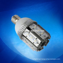 Novo design E40 levou lâmpada lâmpadas de rua