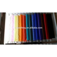 Tela de sarga 100% C 40 * 40 120 * 90 57 / 58'dyeing para su necesidad