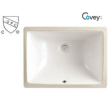 18''small Cuadrado del tamaño debajo del lavabo del contador / del fregadero de cerámica con Cupc / Ce (A-202C)
