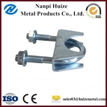 U bolts metal sheet base round U clamp