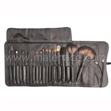 High Quality Natural Hair 18PCS Make up Brush