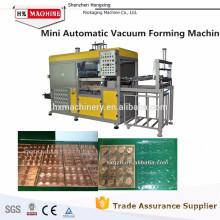 HOT! Plástico Automático Acrílico Vacuum Forming Machine
