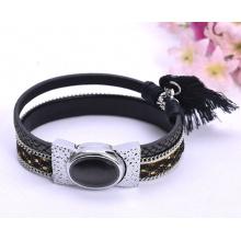 Bohemia Gem aimant boucle Bracelet Bijoux fantaisie