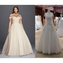 Свадебное платье по эскизу картины