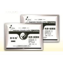 Goldenes Fungizid Isopyrazam & Kresoxim-Methyl 75% Wdg