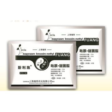 Golden Fungicide Isopyrazam& Kresoxim-Methyl 75%Wdg