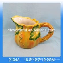 Großhandel Keramik-Sahne Topf