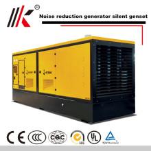 gerador de motor diesel silencioso 300KW óleo combustível pesado gerador diesel silencioso preço para malásia