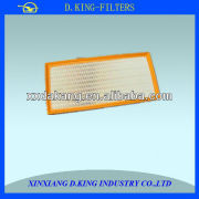 auto filter for car paint booth air filters