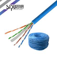 SIPU hohe Geschwindigkeit utp ftp sftp cat6a cat6 Kabel hergestellt in China von alibaba